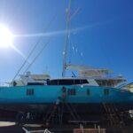 Catamaran Boat Wrap
