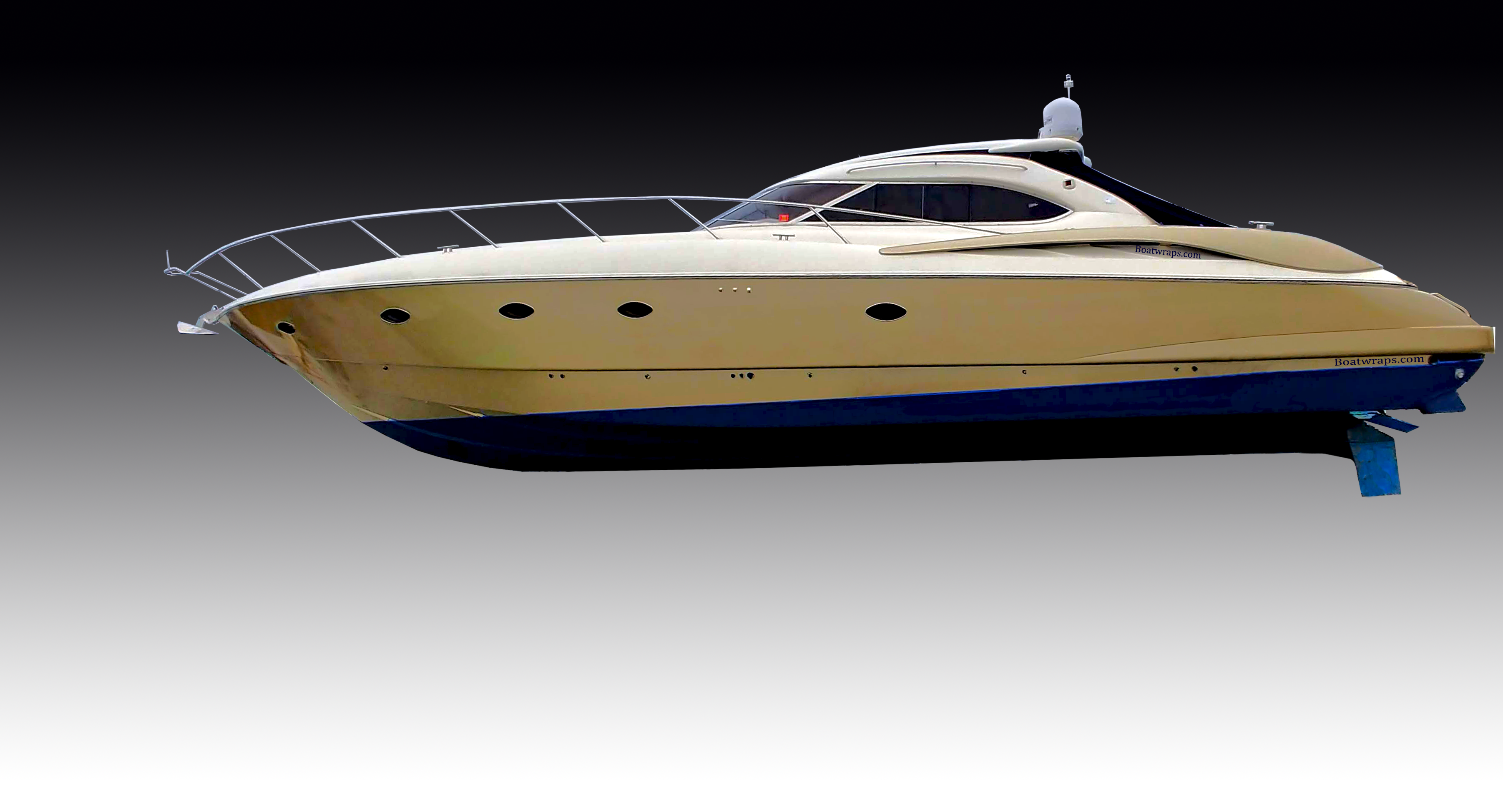 Gold Yacht 2