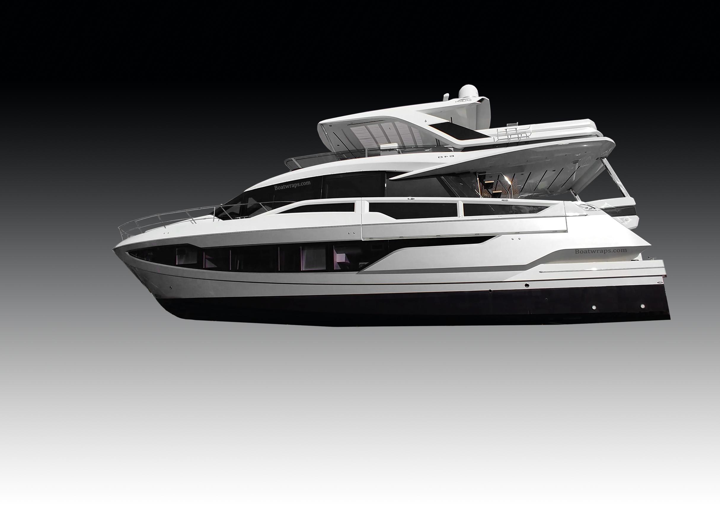 Grey Boat Wrap 2